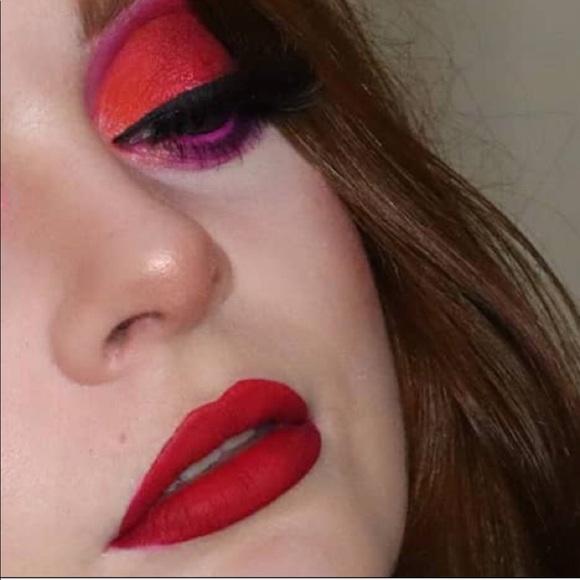 2/$20 underage hot fire red lipstick kat von d kvd